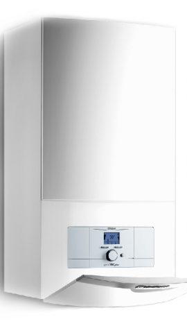 Газовый настенный двухконтурный котел Vaillant 28 кВт AtmoTEC VUW 280-5 Plus