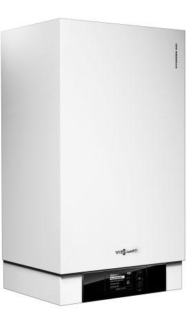 VIESSMANN котел настенный конденсационный 26 кВт VITODENS 200-W (двухконтурный, Vitotronic 100 HC1B)