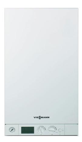 VIESSMANN котел настенный конденсационный 35 кВт VITODENS 100-W (двухконтурный)